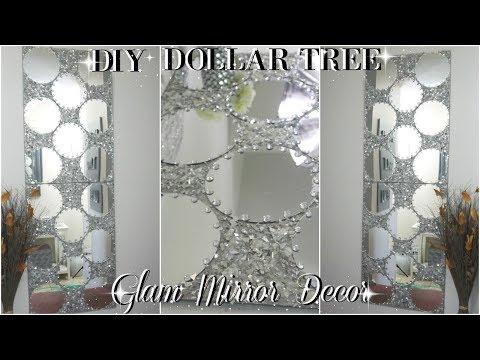 Diy Dollar Tree Diy Mirrored Wall Art Decor Zgallerie