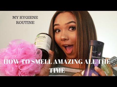 My Everyday Hygiene Routine | Products & Shower Tips