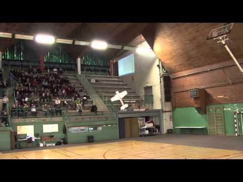 IITOP 2014 - Gernot BRUCKMANN - F3P Aeromusical - Round 3