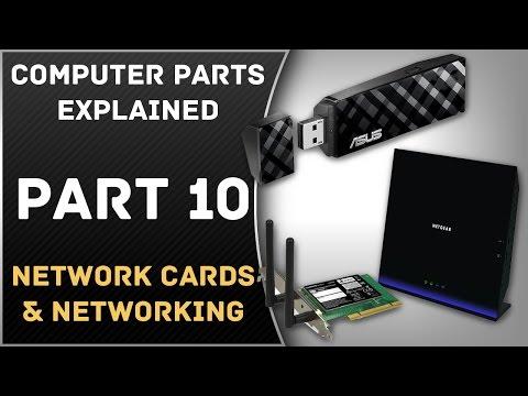 Computer Parts Explained - Part 10: Network Cards