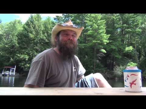 Floating Picnic Table Boat Ride with 1crazycanuck fncanuck