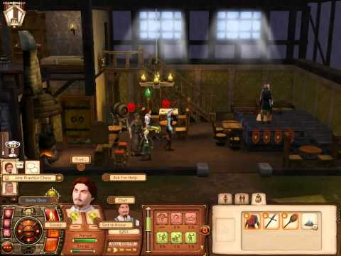 The sims medieval Tournament of Honor