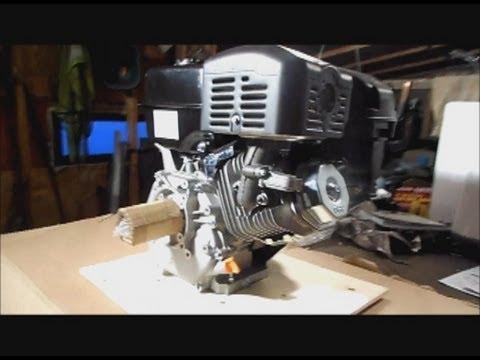 New Batmobile Go Kart engine