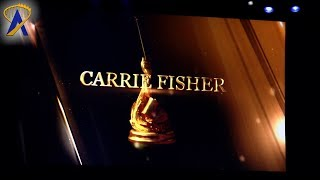 Carrie Fisher honored with Disney Legend award at D23 Expo 2017
