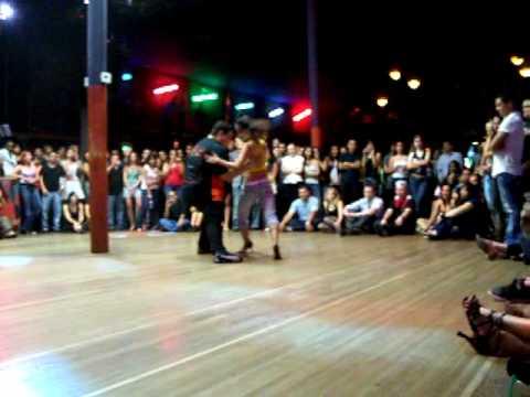 Jorge Elizondo dancing Bachata w/ Sao Mai