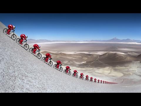 Markus Stokl Sets Record on Bike - 167.6km/h