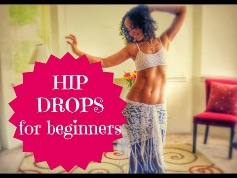 Belly dance hip kicks for beginners: technique and combinations