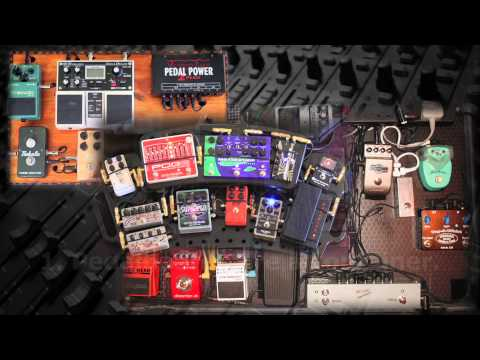The Pedalboard