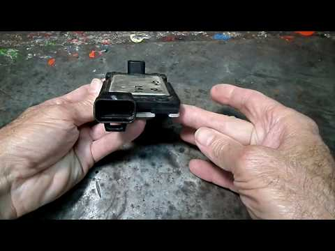 Automotive Ignition Module What's Inside ?