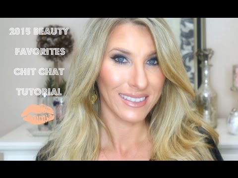 Chit Chat Tutorial Using My 2015 Beauty Favorites!!
