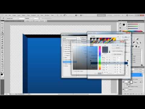 Photoshop Tutorial: Creating A Photoshop CS5 Logo