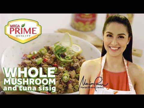 Secrets of a Prime Mom Episode 1: Whole Mushrooms with Tuna Sisig