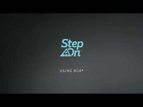 Burton Step On™ Tutorial - Using BOA®