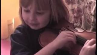Download Violin Timelapse: Age 4 to 22