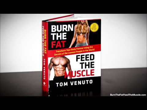 What's New In The Burn The Fat Feed The Muscle Hardcover Book?