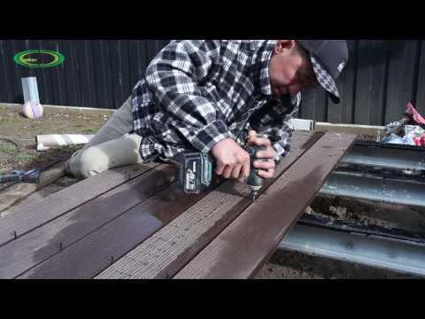 Futurewood CleverDeck Decking   Easy Construction HD