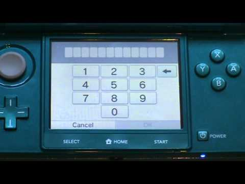 How To Add Friend Code's On The Nintendo 3DS