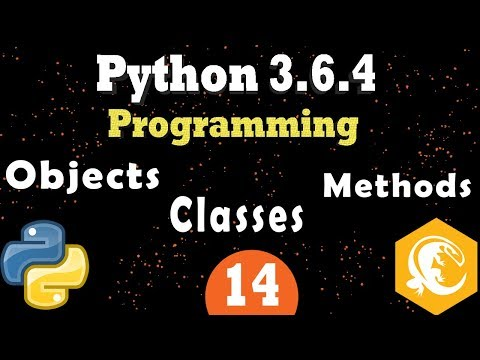 Python Classes | Objects | Class Methods | Python OOP Programming Tutorial (Part 1)