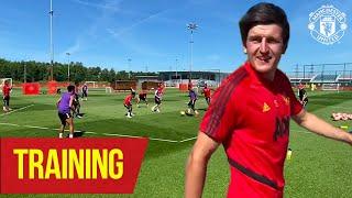 Training | Harder, Better, Faster, Stronger... 💪☀️ | Manchester United