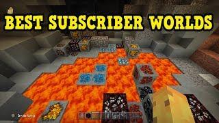 Minecraft Bedrock Edition Top 5 Realms [Xbox One/MCPE