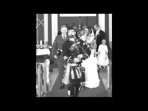 Irish Wedding Bagpipes - She Moved through the Fair - Cheapest Rates, Professional Service