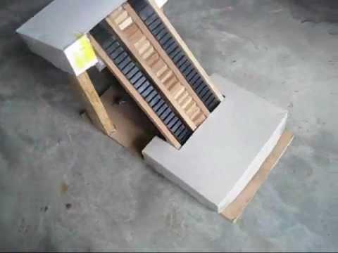 Escalator Working Model