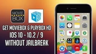 NEW Install Movie Box & PlayBox HD FREE iOS 12 - 12 4 / 11 NO