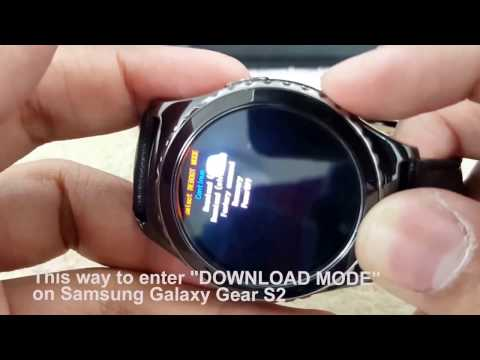 Remove Samsung Account Reactivation lock on Samsung Galaxy Gear S2 R732 R720