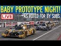 By Popular Demand LMP2 Night Project CARS 2 Open Lobby