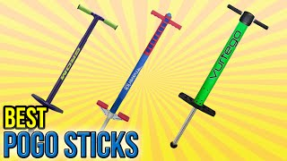 10 Best Pogo Sticks 2016