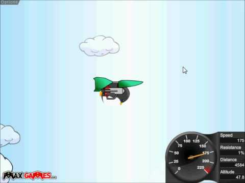 Learn To Fly Reaching 6000 Feet HD