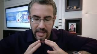 Como Lidar Com A Tristeza, AngÚstia E SolidÃo - Tiago Rocha (parte 1)