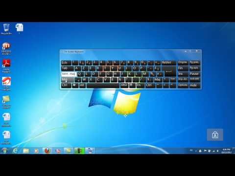 HOW TO CHANGE KEYBOARD INPUT LANGUAGE IN WINDOWS 7
