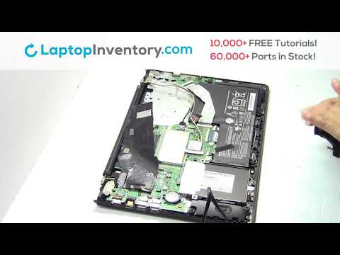 How to Replace Lenovo IdeaPad 500S-14ISK Laptop Motherboard and Fan, Dismantle U31 U41-70 S41-35