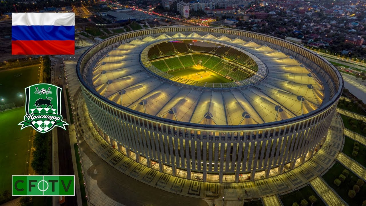 Krasnodar Stadium - FK Krasnodar