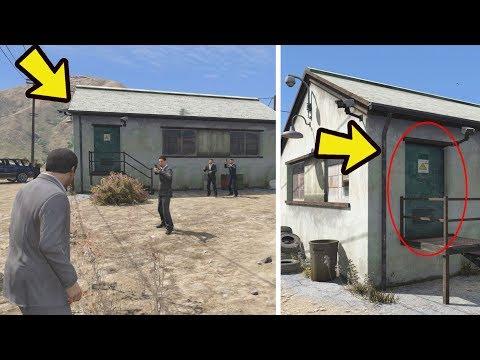 O que Rockstar está escondendo dentro desse prédio? GTA 5