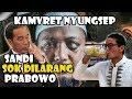 Download Video Download Sandi Sok  Iye.. Bilang Dilarang Prabowo Untuk Angkat Isu Novel Baswedan 3GP MP4 FLV