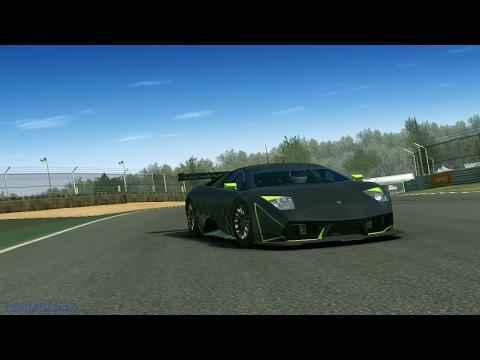 Real Racing 3 - Lamborghini Murcielago - GT1 Grand Tour - Brands Hatch