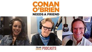 Matt Gourley's Surprise Announcement   Conan O'Brien Needs a Friend