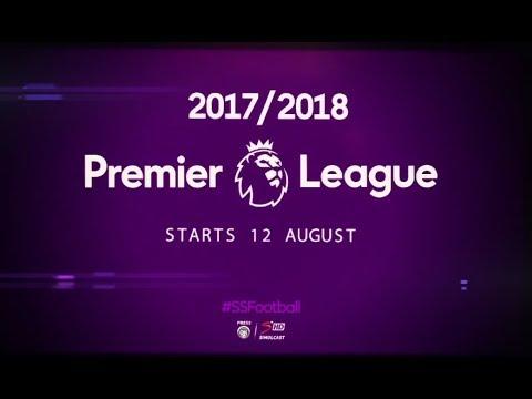 The 2017/2018 Premier League