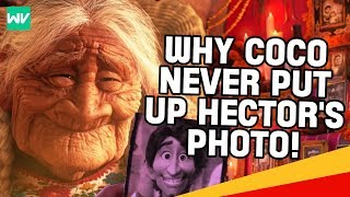 Pixar Theory: Why Mama Coco Never Put Up Hector