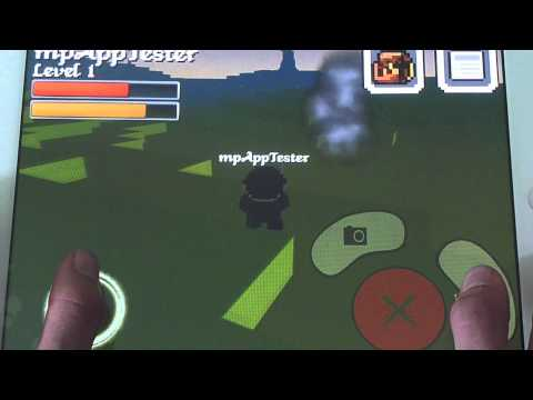 Review: CubeVenture - Cube World für iPad/iPhone/iPod touch [Full HD]