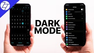 HOW TO - Enable DARK MODE on your iPhone!