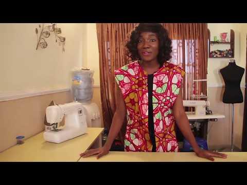 Make a kimono Dress in 5 Steps