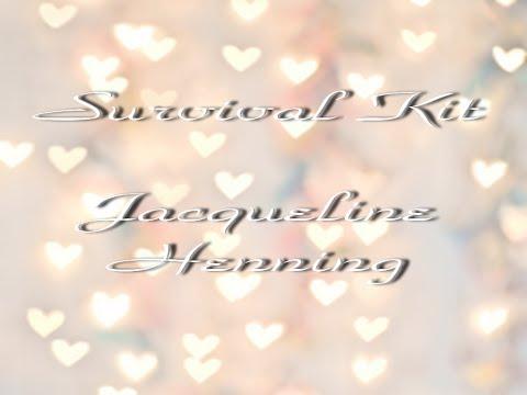 FRIENDSHIP SURVIVAL KIT | JACQUELINE HENNING