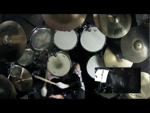 Outcry (The Ridiculous Part) drum cover