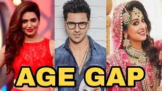 SHOCKING AGE GAP | Real Age Gap Of Qayamat Ki Raat Actors And Actresses (Cast) | Vivek,Dipika Kakar