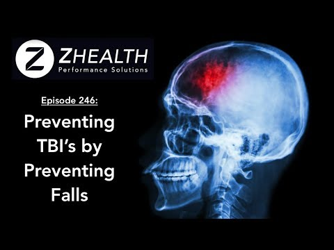 Preventing TBI's by Preventing Falls