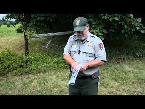 East Cavalry Battlefield - Ranger John Nicholas
