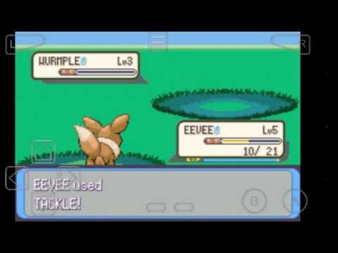 Pokémon Resolute: eevee e evoluções